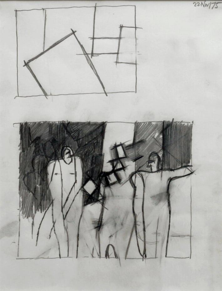 Group_of_Figures_22_ Nov_1975_Pencil