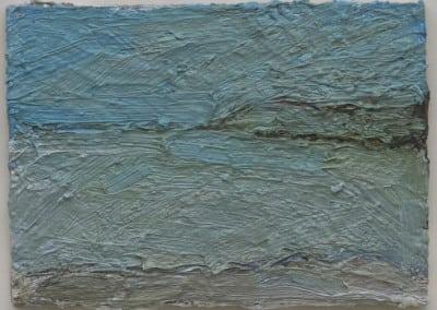 Newlyn Beach 2006 17x24cm £1,950