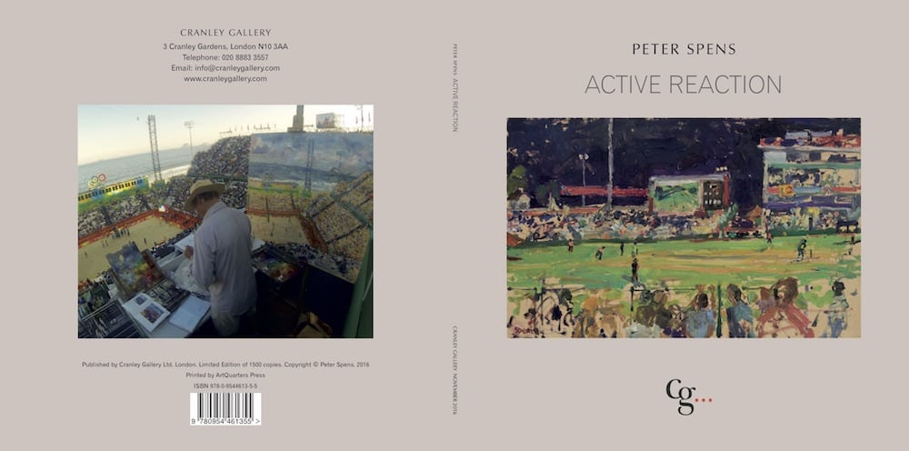Peter Spens Active Reaction 2016