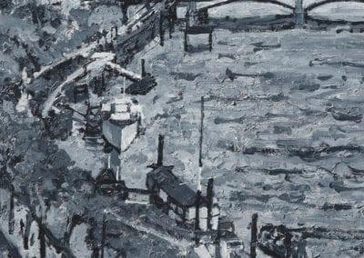 DETAIL-The City from Brettenham House
