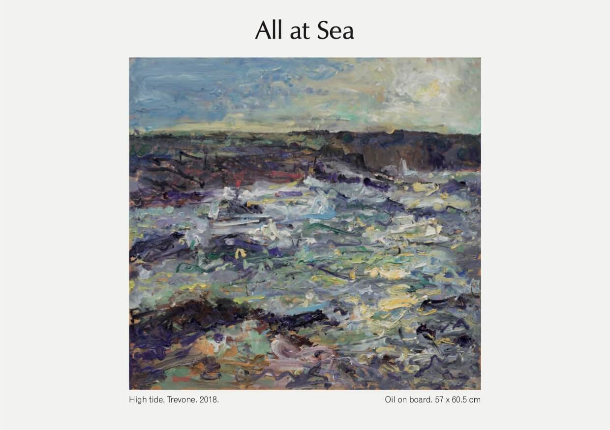 All At Sea - Peter Spens 1