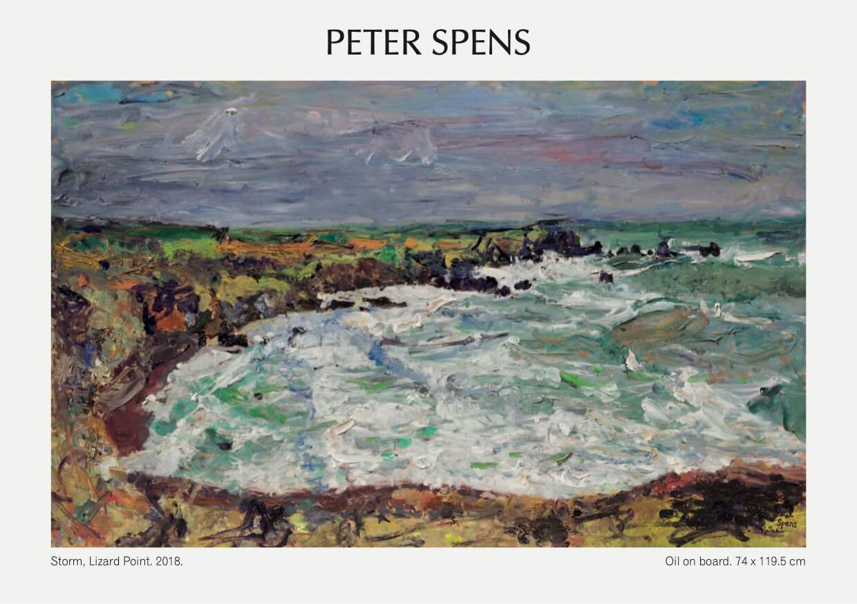 All At Sea - Peter Spens 5