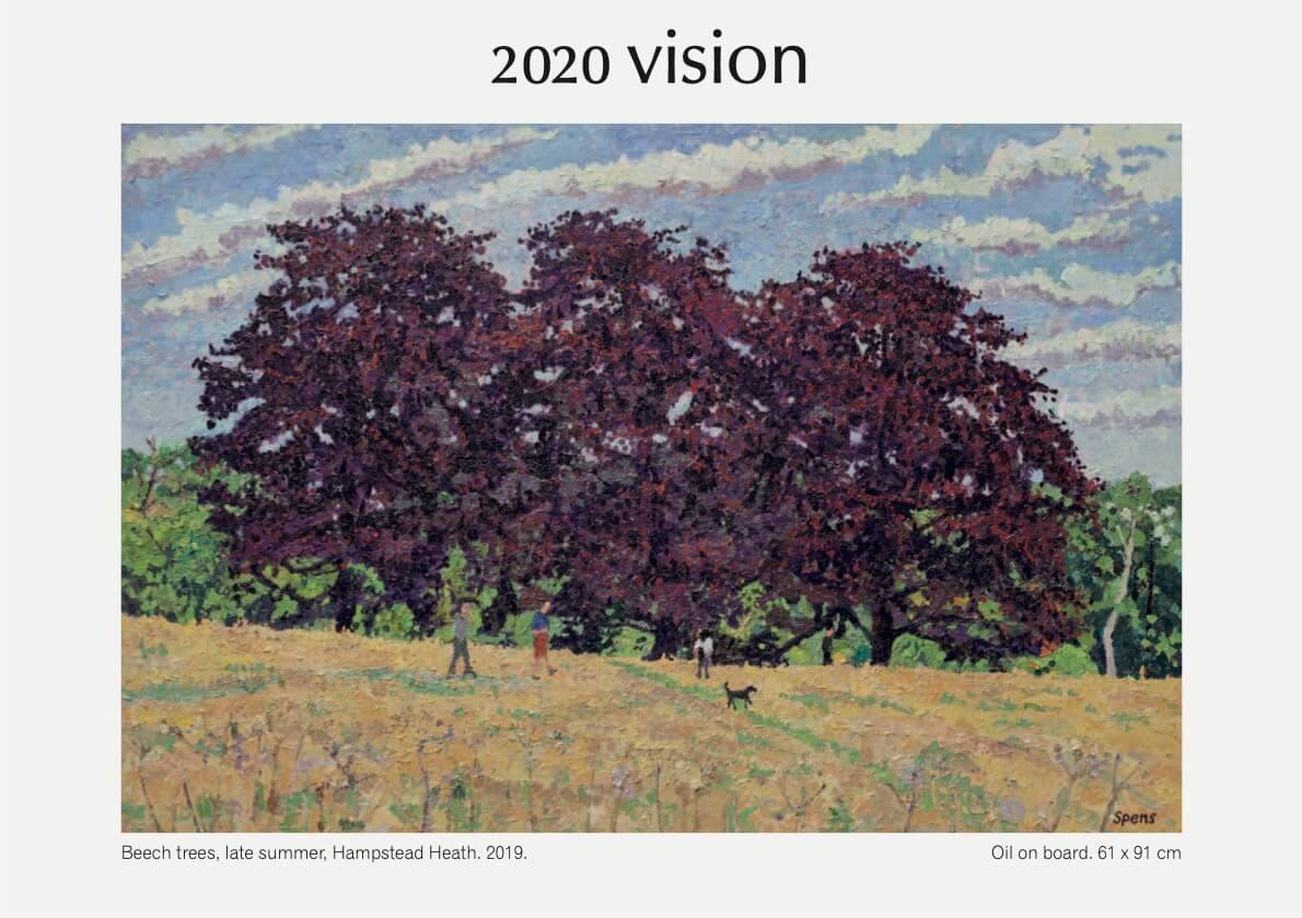 1 Peter Spens 2020 Vision Exhibition