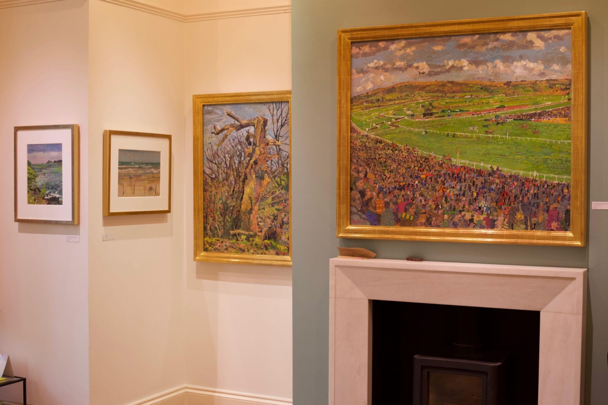 Images of 2020 Gallery Cranley Gallery Installation