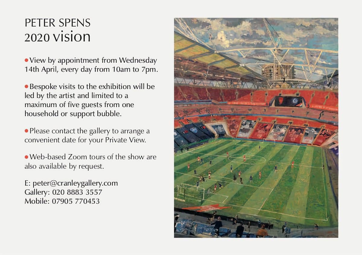2020 Vision Peter Spens Cranley Gallery